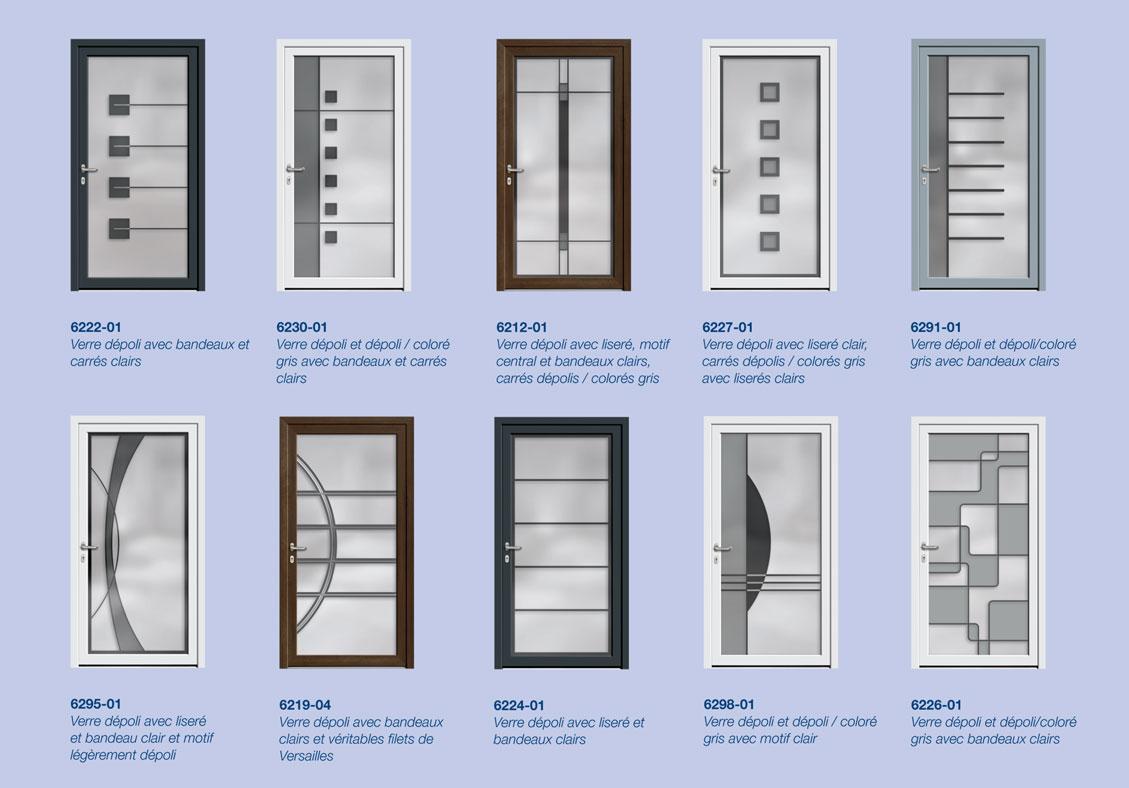 Votre porte d 39 entr e alu personnalis e ligne habitat somalu for Les portes logiques pdf